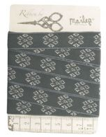16 mm med mønster
