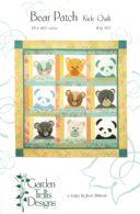 Bear Patch Kids' Quilt