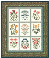 Arts & Crafts Sampler Quilt