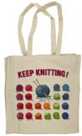 Keep Knitting! - mulepose