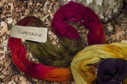 Yorkshire, håndfarvet