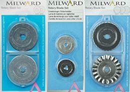 Milward Rotary skæreblade