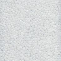 Plastgranulat. Ca. 240 gr