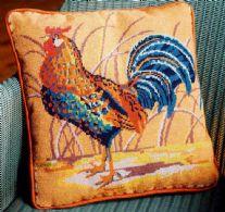 Burmese Rooster