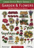 Cross Stitch Motif GARDEN & FLOWERS