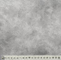 Skarpt meleret lys grå