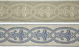 Hørbånd med mønster