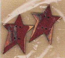 2 røde stjerner