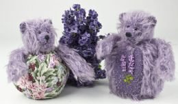 Lavendelbamse