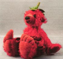 Jordbær Bamsen