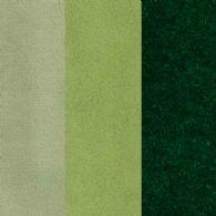 Mini velour: Grønne nuancer