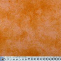 Orange-okker meleret
